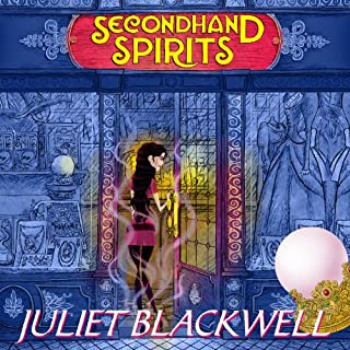 Secondhand Spirits audiobook cover art