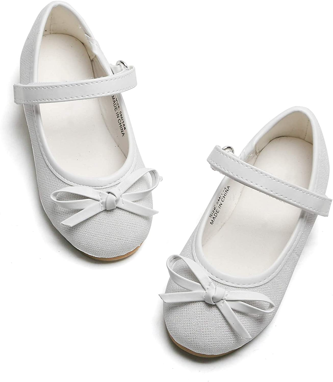 Girls Mary Jane Ballet Flat Kid Oklahoma City Mall Shoe Little Dress sold out Toddler