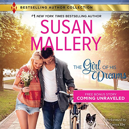 The Girl of His Dreams audiobook cover art