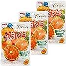 明治 果汁グミ温州みかん 57g×3個