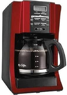 Mr. Coffee BVMC-SJX36GT 12 Cup Programmable Coffeemaker