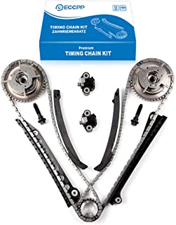 ECCPP TK6068 Timing Chain Kit for FORD EXPEDITION F-150 F-250 F-350 for LINCOLN MARK NAVIGATOR 2006 2007 2008