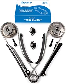 ECCPP TK6068 Timing Chain Kit for FORD EXPEDITION F-150 F-250 F-350 LINCOLN MARK NAVIGATOR 2006 2007 2008