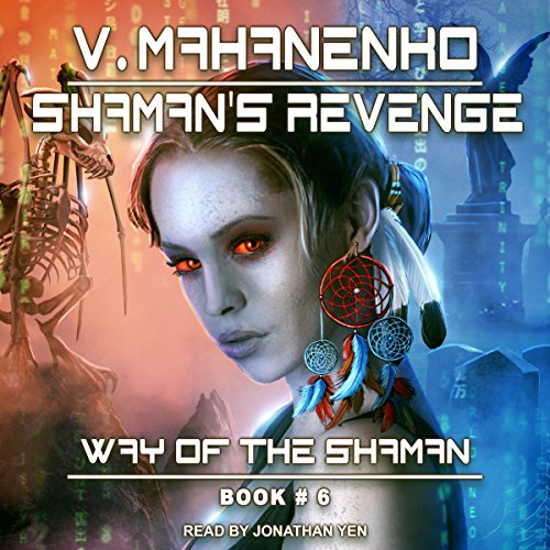 Shaman's Revenge  By  cover art