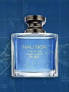 Nautica Eau de Toilette, Voyage N 83, 100ml