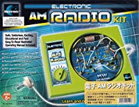 ワンダーキット製品名:電子AMラジオキット 型番:KP-MX901A