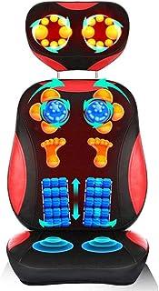 Colchón De Masaje Cuerpo Completo Colchoneta De Masaje Con 2 Motores De Vibración De Alta Frecuencia Y 30 Puntos De Acupresión Alivio Muscular Profundo
