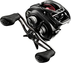 Daiwa Reels Cast Low Profile FGCT100H Fuego Low Profilebaitcast Reel, RH, 100 Size, 5BB 1