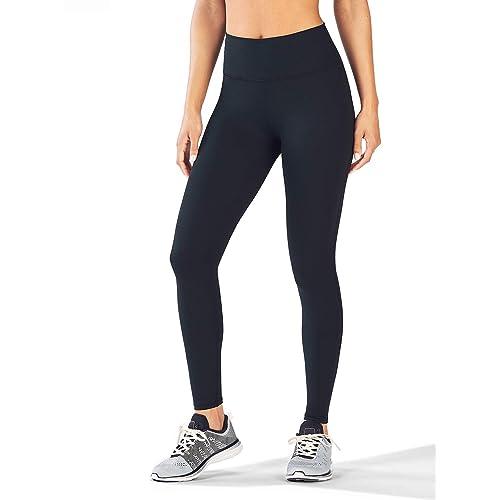 7479e429b0a018 dh Garment Yoga Pant Women High Waisted Sports Leggings with Hidden Pocket  - Squat Proof
