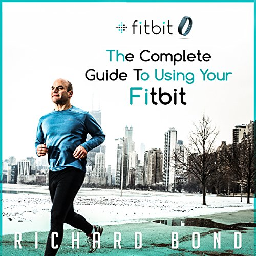 Fitbit audiobook cover art