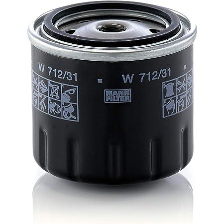 Mann Filter W 712 31 Oil Filter Auto