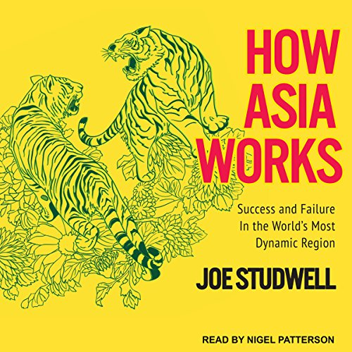 Page de couverture de How Asia Works