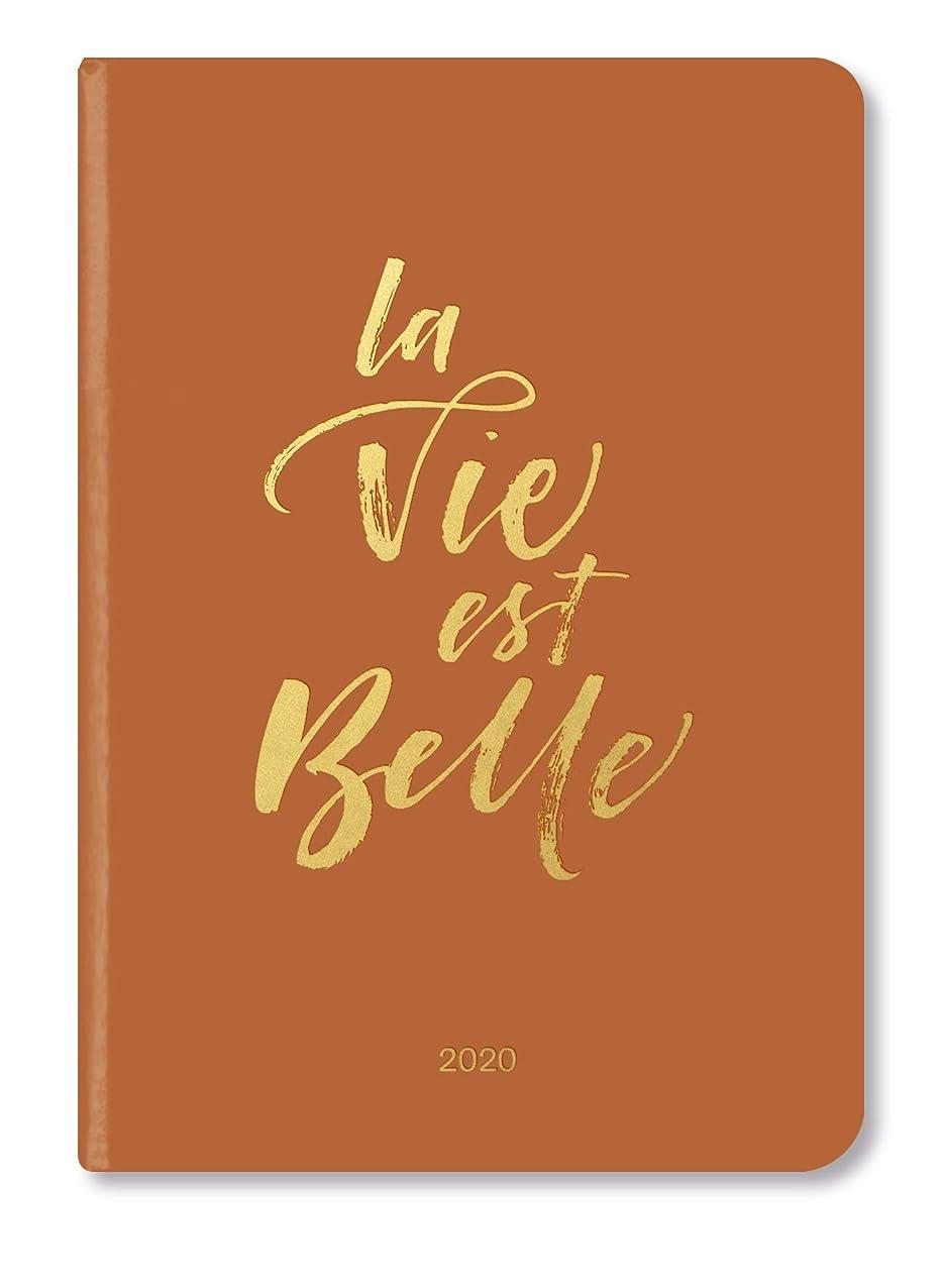 集団的ラケット集団的Booklet Diary GlamLine LA VIE 2020