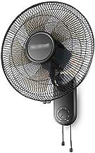 Industrial Commercial Fan Wall Fan - with 3 Wind Speed Household Machinery Wall-Mounted Moving Head Fan for Family Restaur...