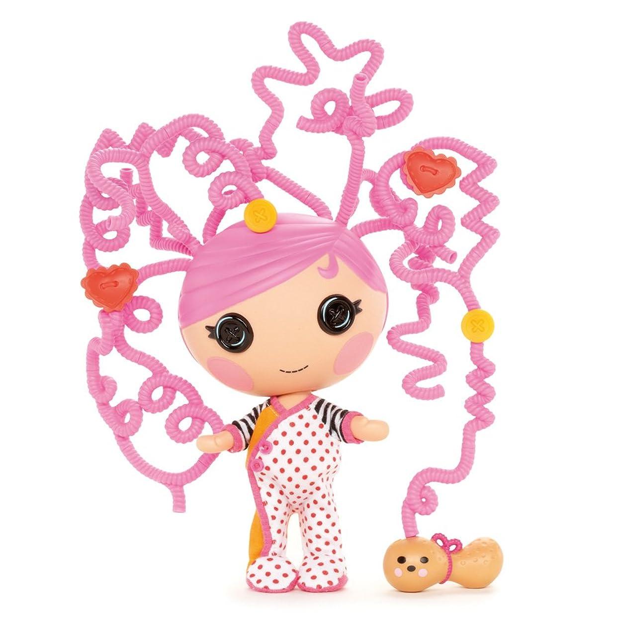 曲げるハーブ悲鳴Lalaloopsy Littles Silly Hair Doll, Squirt Lil Top by Lalaloopsy [並行輸入品]