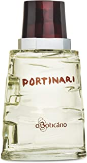 Portinari Eau de Toilette by O Boticario | Long Lasting Perfumes for Men | Fresh Citrus & Spice Men's Fragrance (3.38 fl oz)