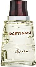 Portinari Eau de Toilette by O Boticario   Long Lasting Perfumes for Men   Fresh Citrus & Spice Men's Fragrance (3.38 fl oz)