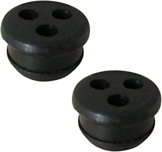 pack of (2) V137000030 Echo 3 Hole Fuel Line Grommets / Seals ,-WH#G4832 TYG43498TY4-U12280