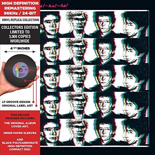Ha!-Ha!-Ha! - Cardboard Sleeve - High-Definition CD Deluxe Vinyl Replica + 6 Bonus Tracks - IMPORT by Ultravox (2015-08-03)