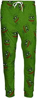 3D Pepe Joggers Unisex Cartoon Sweat Pants Fashion Sweatpants Autumn Fall Winter Style Trousers