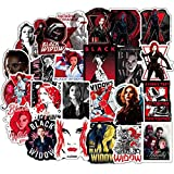 Disney TV Movie Black Widow Pegatinas Guitarra Equipaje...