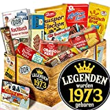 Kekse Geschenk verpacken / DDR Set / Legenden 1973 / Geschenkbox 1973