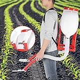 Stendino per concime, 20 l, per sementi, fertilizzante manuale, per zaino, utilizzato per ...