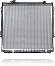 Radiator - Pacific Best Inc For/Fit 1755 Toyota Tacoma 4 Cylinder 2.7 Liter V6 3.4 Liter 2 Wheel Drive Prerunner 4 Wheel Drive PT/AC