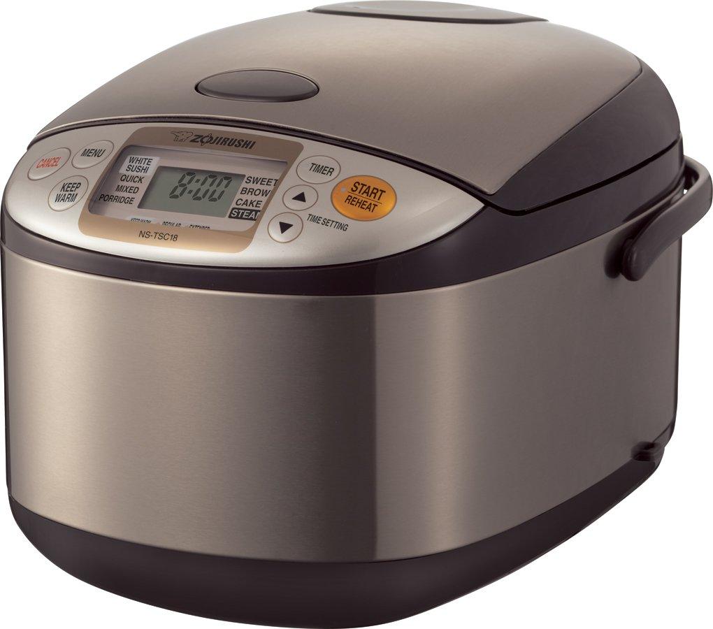 Zojirushi NS TSC18 Micom Cooker Warmer