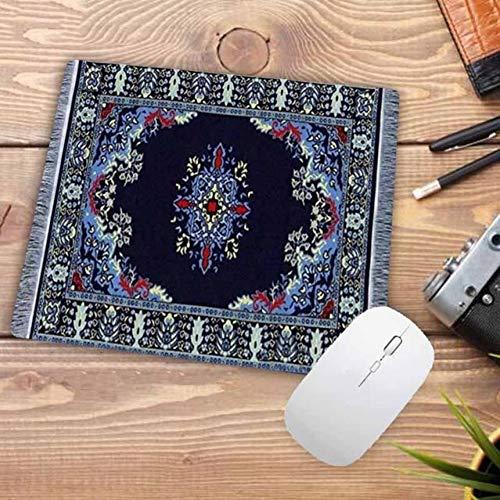 NASHUBIA Waterdichte Perzische Tapijt Rubber Anti-slip Laptop Kleine Muis Pad 220 * 180 * 2 Mm 2