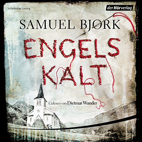 Engelskalt audiobook cover art