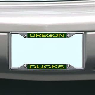NCAA Oregon Ducks License Plate Frame