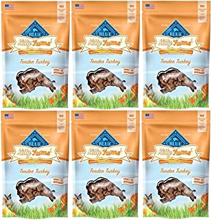 Blue Buffalo Kitty Yums - Turkey - 2oz (Pack of 6)