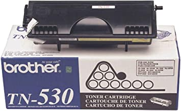 Brother TN-530 DCP-8020 DCP-8025D HL-5040 HL-5050 HL-5050LT HL-5070N MFC-8420 MFC-8820D MFC-8820DN Toner Cartridge (Black) in Retail Packaging