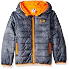 Under Armour Boys' Electro Feature Reversible Jacket