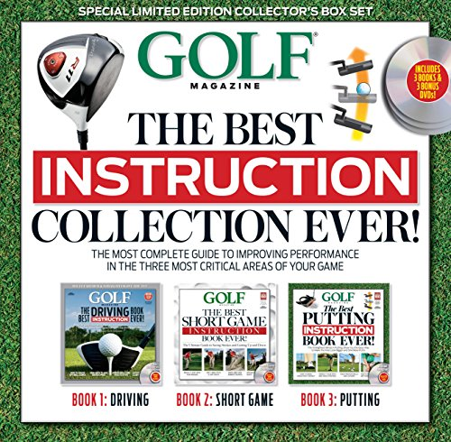 Golf The Best Instruction Collectio…