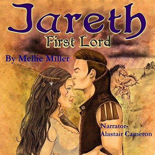 Jareth, First Lord audiobook cover art