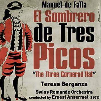 Manuel de Falla: El Sombrero de Tres Picos [The Three Cornered Hat] (1961)