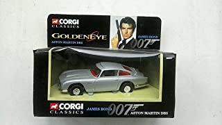 Corgi JAMES BOND 007 ASTON MARTIN DB5 Goldeneye Diecast