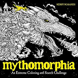 Mythomorphia: An Extreme Coloring and Search Challenge by Kerby Rosanes
