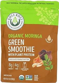 Kuli Kuli Mo (NOT A CASE) Moringa Green Smoothie Mix Chocolate Peanut Butter
