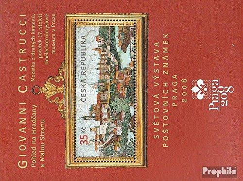 république tchèque mer.-no.: Bloc 25 (complète.Edition.) 2006 Praga (Timbres pour Les collectionneurs)