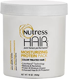 Nutress Hair One-Step Protein Treatment for Colored Hair 16 oz.