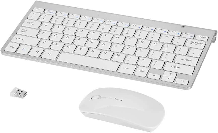 Sorand Wirless Keyboard and Max 72% OFF Mouse Waterproof Slim Wi Phoenix Mall 2.4GHz kit