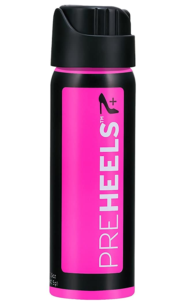 現象溶融摘むプレヒールズ Pre Heels (新配合) 靴擦れ 防止スプレー