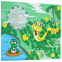 最美儿童绘本·十二生肖.蛇