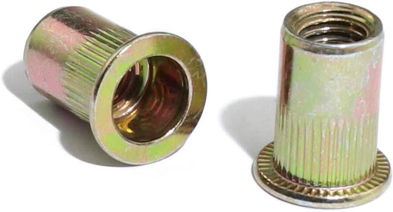 gift JBZD Rivet 20pcs M3 M4 M5 M6 zinc Carbon M8 Steel M10 M12 with store