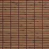 Liedeco Rollo Holz mit Seitenzug