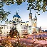 Smartbox - Caja Regalo - Madrid Nocturno: Tour guiado a pie por Madrid para 2 Personas - Ideas Regalos Originales