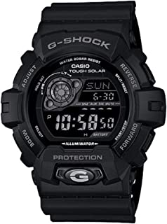Casio Casual Watch Digital Display For Men Gr-8900A-1, Black Band